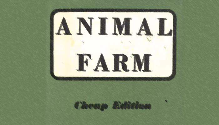 Animal farm – George Orwell (online lezen of gratis downloaden)