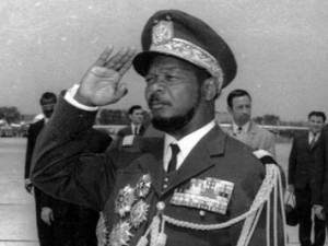 Jean Bokassa