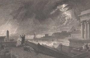 De 7e Plaag: hagel enstorm: grootste massamoordenaars