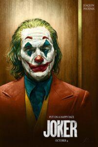 Joker of the Glasgow Smile