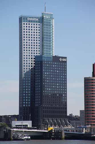 De Maastoren in Rotterdam