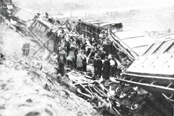 Alle dodelijke treinongelukken in Nederland (met filmpje uit 1962)
