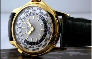 3. Patek Philippe Platinum World Time, Duurste horloges ter wereld