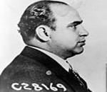 Al Capone mugshot