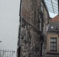De Proosdij uit 1130 is het oudste stenen woonhuis van Nederland