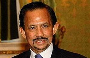 De baas van Brunei, Hassanal Bolkiah