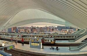 Gare de Liege-Guillemins