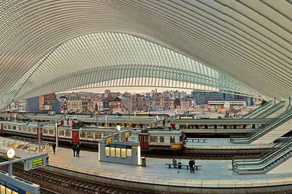 De mooiste treinstations van de wereld