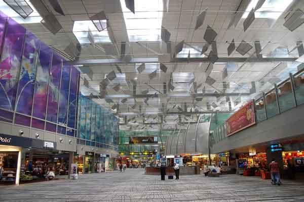 De beste luchthaven van de wereld is Singapore Changi Airport (top 100)