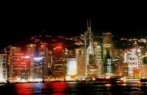 Hong KongOrigineel: By Dice via Wikicommons