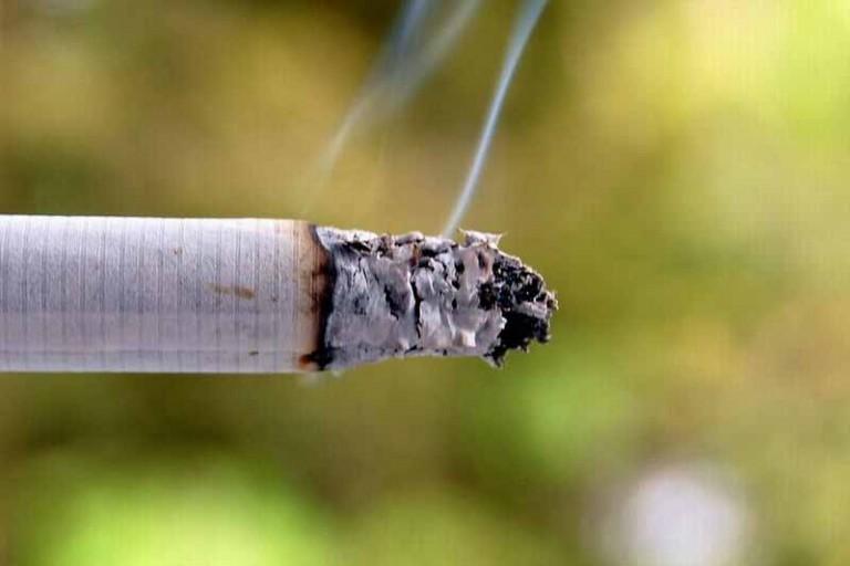 In welke landen wordt het meest gerookt?