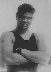 Jack Dempsey in 1920