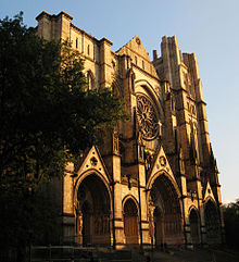 Kathedraal Saint John the Divine