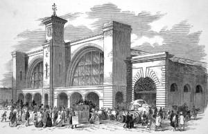 King's Cross in 1852