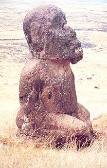 De tien meest beroemde standbeelden ter wereld,, Moai