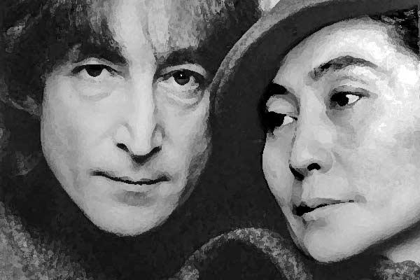 Quotes van John Lennon (75 stuks)