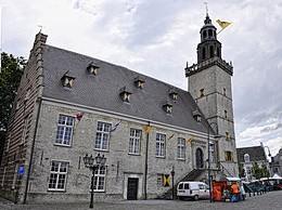 Stadhuis van Hulst