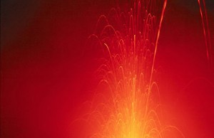 Stromboli uitbarsting