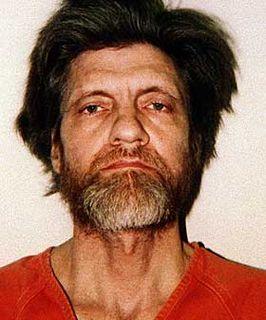Unabomber, Kaczynski bij zijn arrestatie in 1996