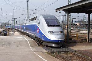 Alstom Euroduplex