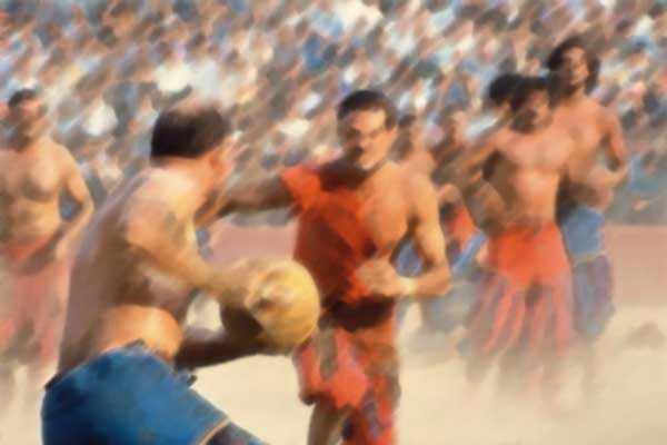 Calcio Fiorentino, de meest gewelddadige groepssport ter wereld!