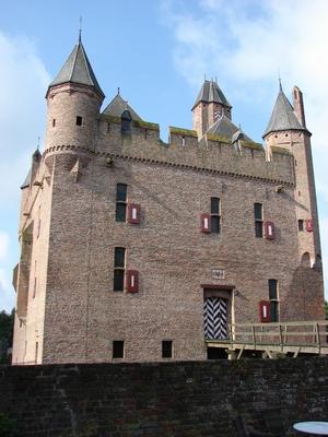Doornenburg, De mooiste kastelen van Nederland, een top 25