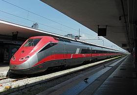 Elettro Treno Rapido 500