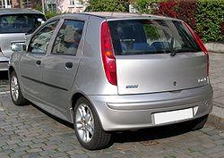 Fiat Punto 0.9T 74 kW