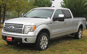 Ford F series, Best verkochte auto's in 2014 tot nu toe in de VS
