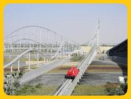 snelste achtbanen ter wereld