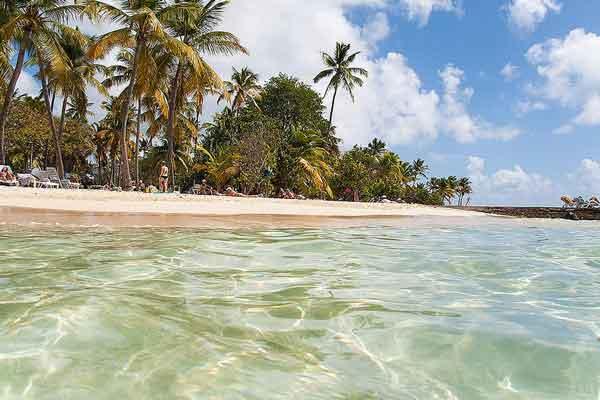Grande Anse Beach, het mooiste strand ter wereld