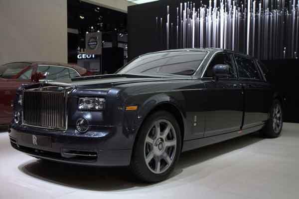 Rolls Royce Phantom Extended Wheelbase, De grootste auto's ter wereld, de Top 25