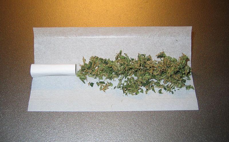 Joint, meest gebruikte drugs in Nederland