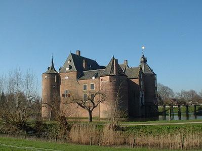 Kasteel Ammersoyen, De mooiste kastelen van Nederland, een top 25