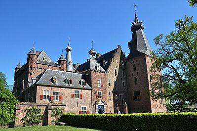 Kasteel Doorwerth, De mooiste kastelen van Nederland, een top 25