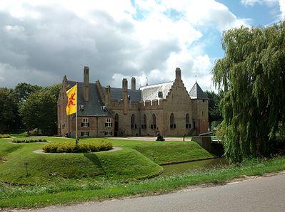 Kasteel Radboud, De mooiste kastelen van Nederland, een top 25
