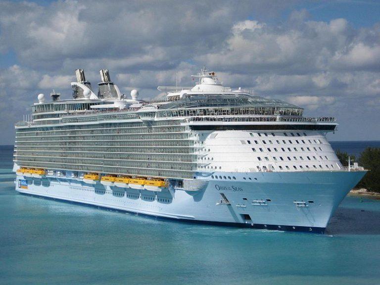 Het grootste cruiseschip ter wereld: Oasis of the Seas