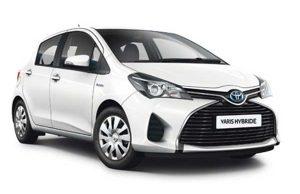 Toyota Yaris 1.5 hybrid 74 kW