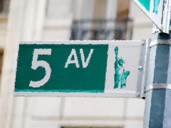 De duurste winkelstraat ter wereld is Upper 5th Avenue in New York, update 2018