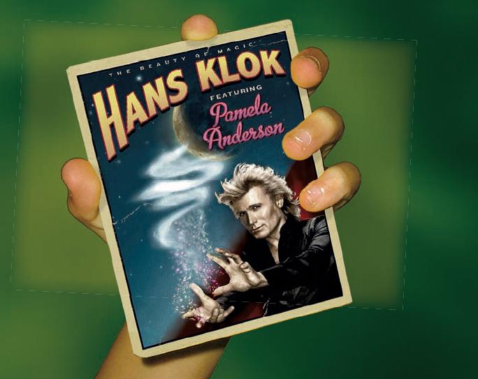 Hans Klok verklapt goocheltruc
