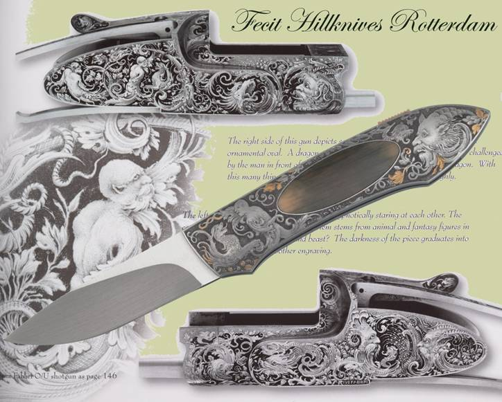 Hill Knives, duurste mes ooit