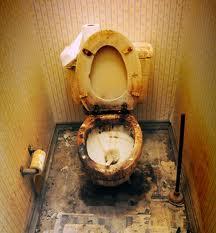 Vierze toilet?
