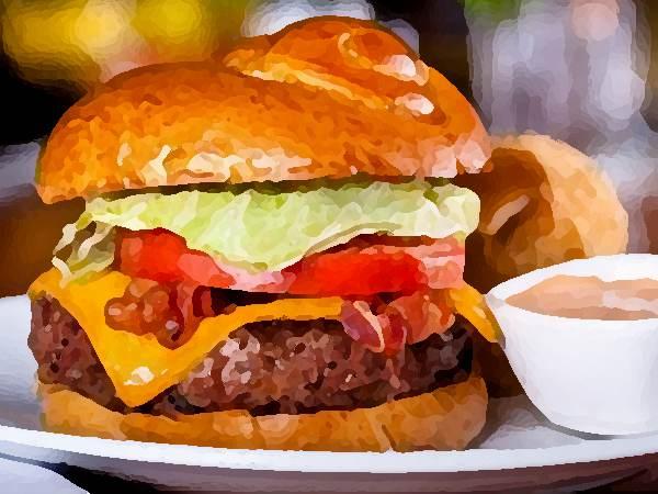 Hoe maak je het lekkerste broodje hamburger ooit? Universiteit geeft het antwoord