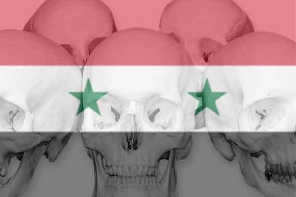 Syrië blijft het onveiligste land ter wereld (top 163) Update 2017