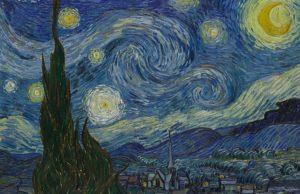De Sterrennacht - Vincent van Gogh, Meest beroemde schilderijen ter wereld