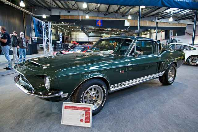 1968 Shelby Mustang GT500-KR