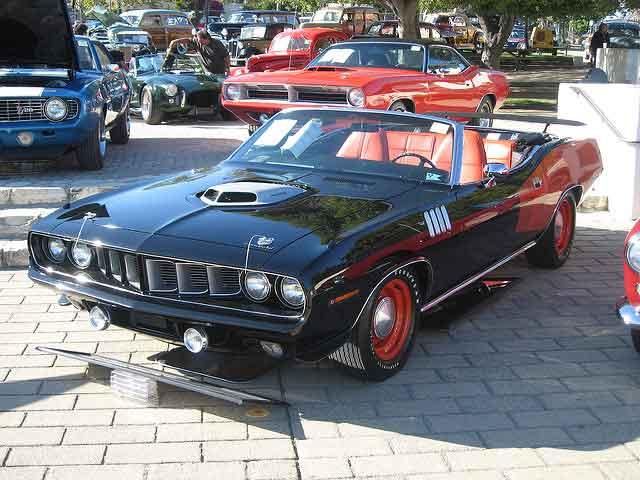 Dodge Charger is de mooiste muscle car volgens Amerikanen, de top 10