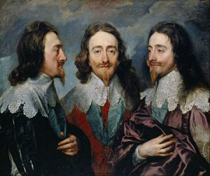 Anthony van Dyck - Charles I In Three Positions