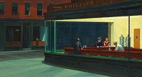 Edward Hopper – Nighthawks