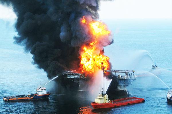 Grootste olierampen ter wereld (de top 10)